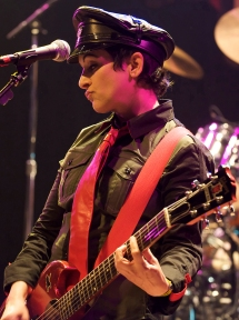 Jane Wiedlin at the House of Blues, Sunset Strip, 2009.