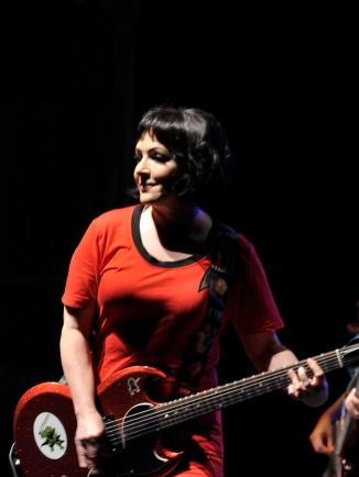 Jane Wiedlin at Wolf Trap, 2013.