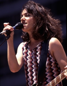 Susanna Hoffs at WTC