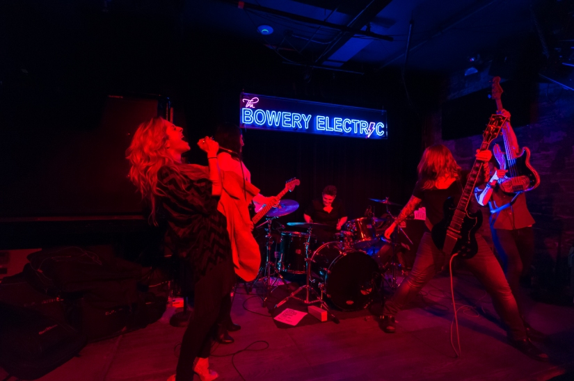 Jane Lee Hooker at The Bowery Electric,NYC