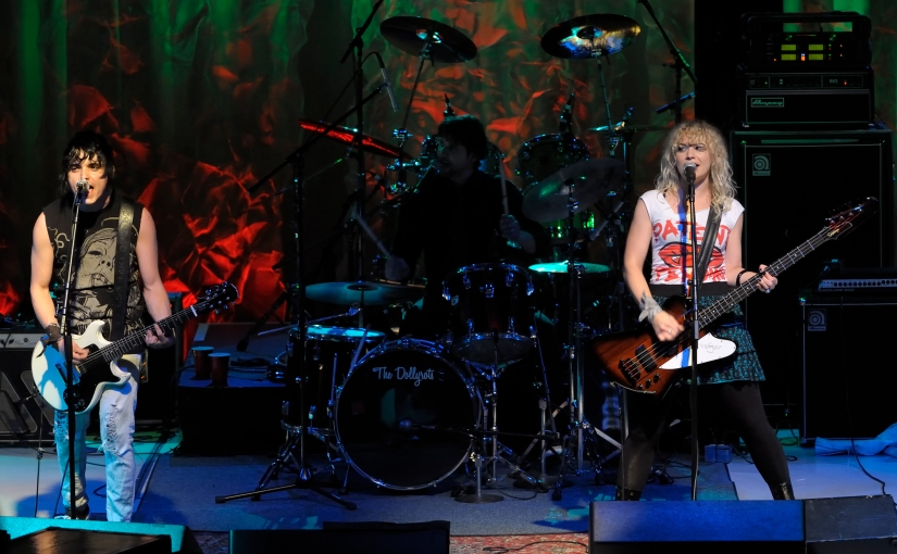 The Dollyrots at Westbury – 2011