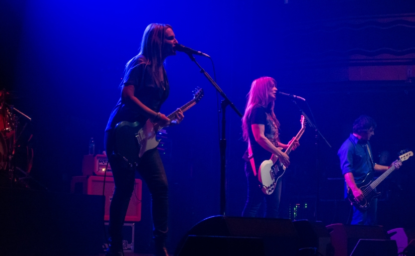 Veruca Salt – Webster Hall, NYC, 2015