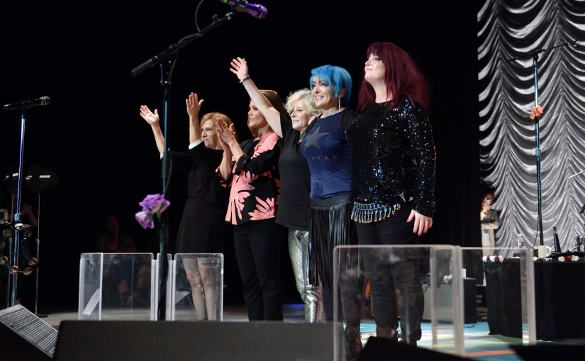 The Go-Go's Farewell Show at The Greek