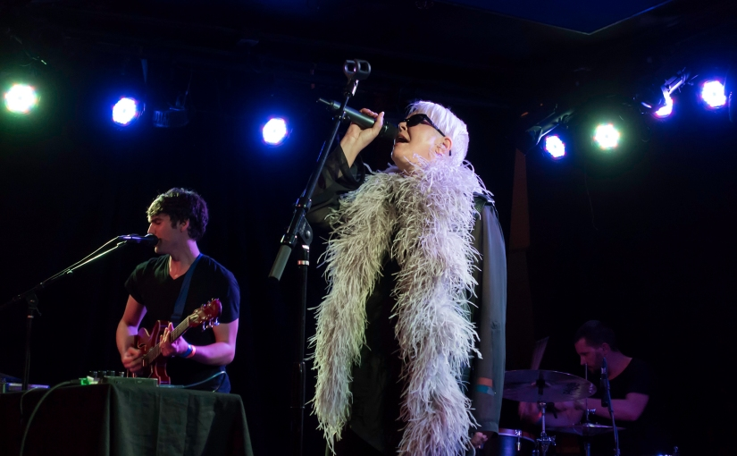 Cindy Wilson at The Knitting Factory