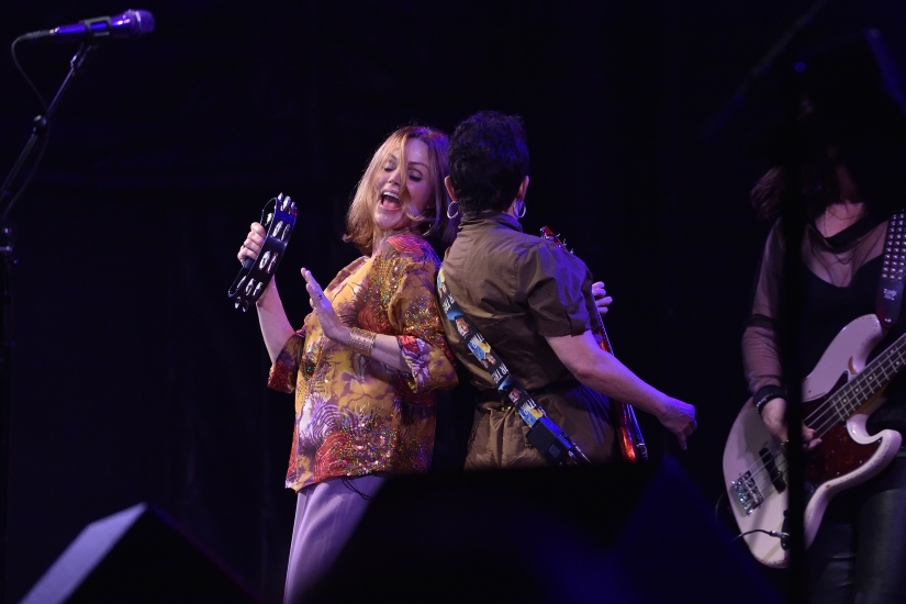 The Go-Go's at Humphrey's Concerts by thebay
